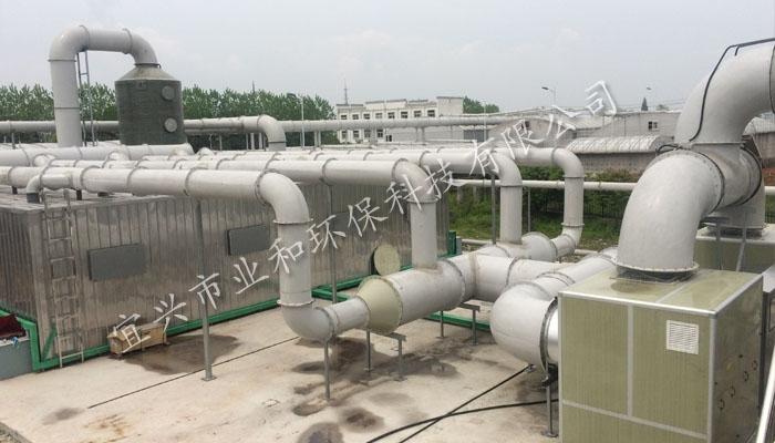 安徽某环境工程公司生物系统