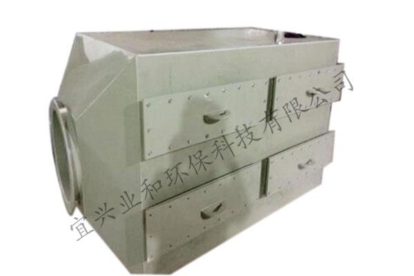 抽屉式活性炭吸附装置