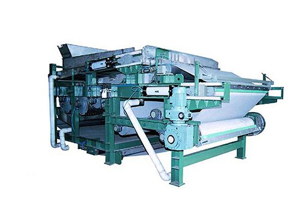 NYD型带式浓缩压滤机