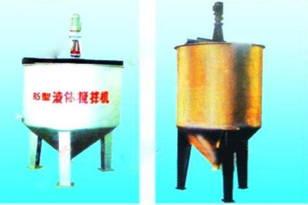 RS型溶药搅拌机