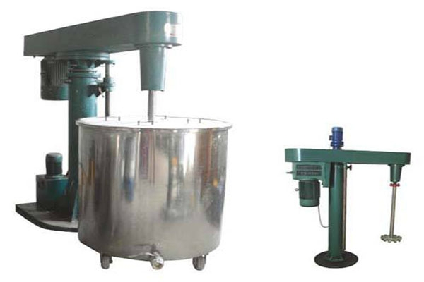 PJ型平桨式搅拌机