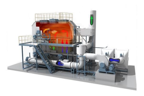 蓄热氧化技术
